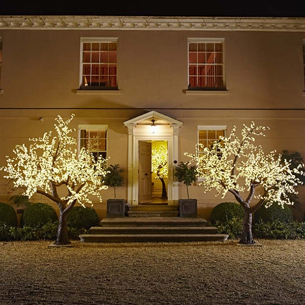 Hire LED trees by Twilight Trees