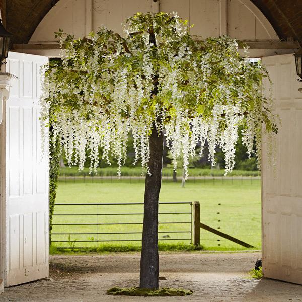 willow tree wedding