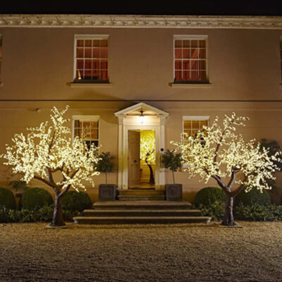 3m Grande LED Cherry Trees