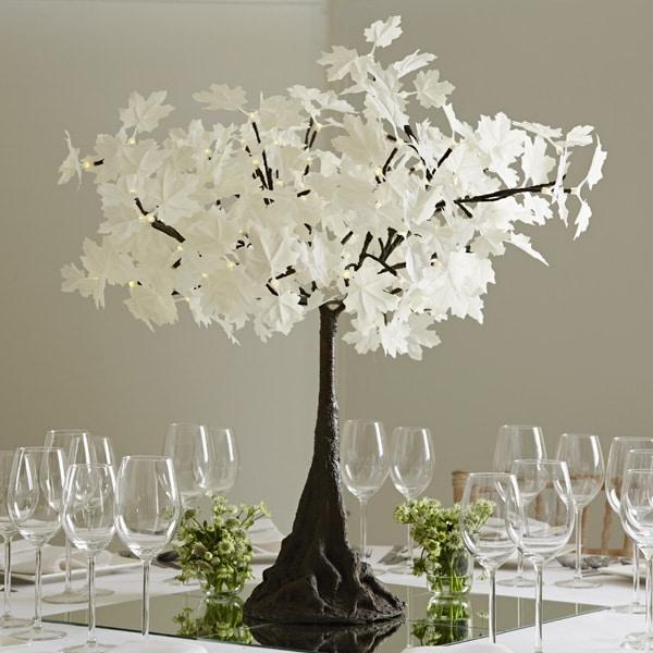 Mini LED Maple Tree by Twilight Trees