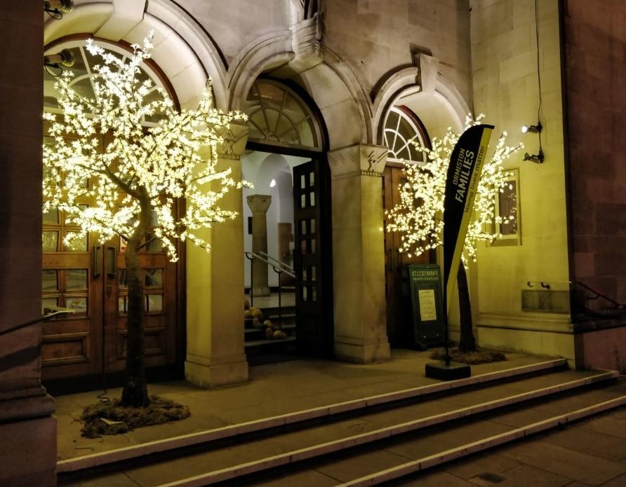 Twilight Trees' LED Cherry Trees
