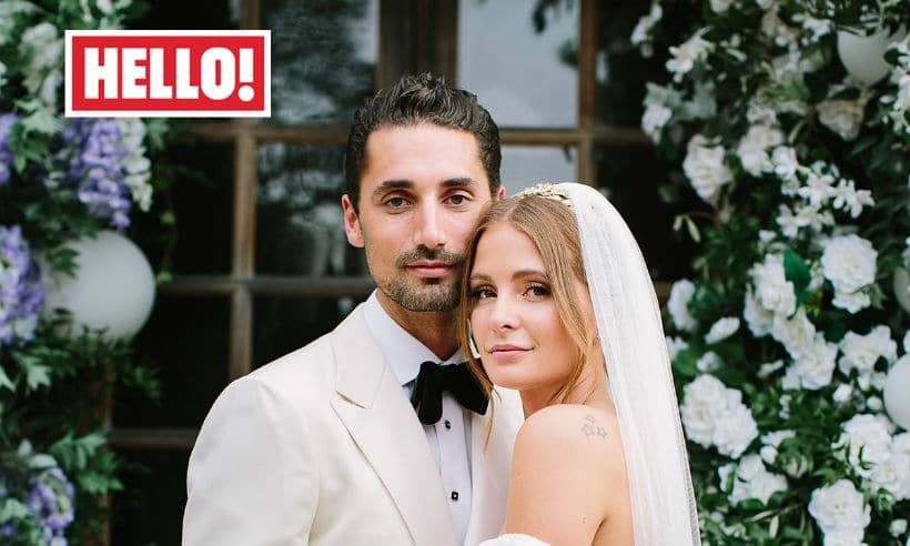 Hugo and Millie from Made in Chelsea get married