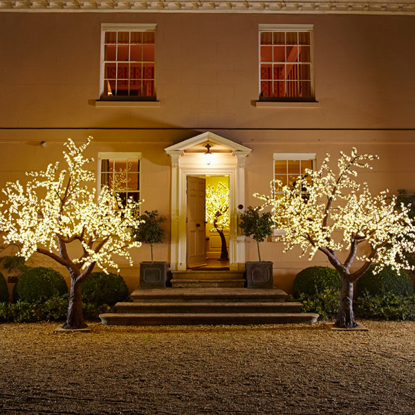 Grande LED Cherry Tree by Twilight Trees