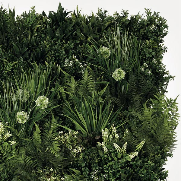 Faux Living Walls by Twilight Trees