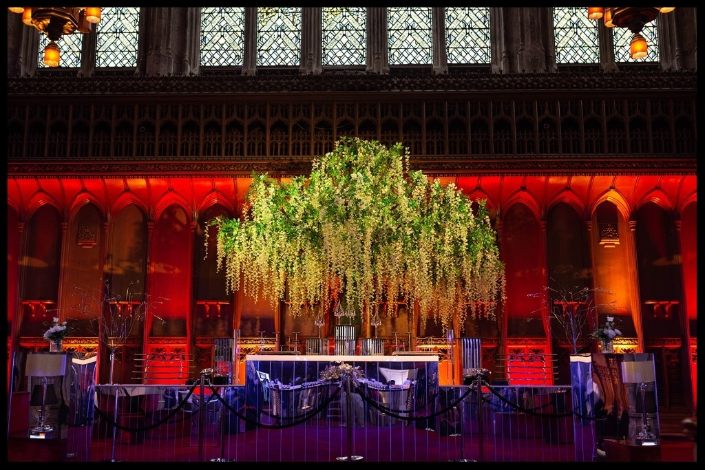 Twilight Trees at Unique Venues of London's 25th anniversary