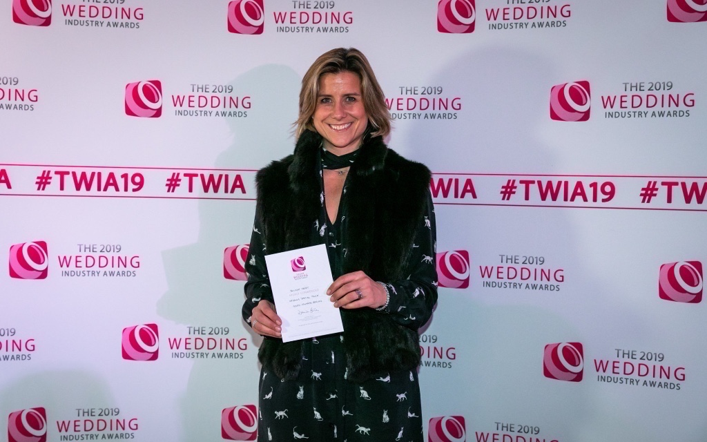 Twilight Trees at the Wedding Industry Awards