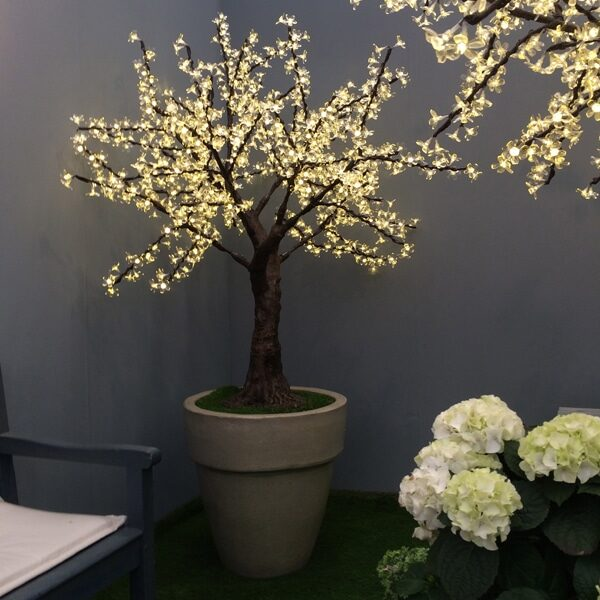1.5m LED cherry tree by Twilight Trees