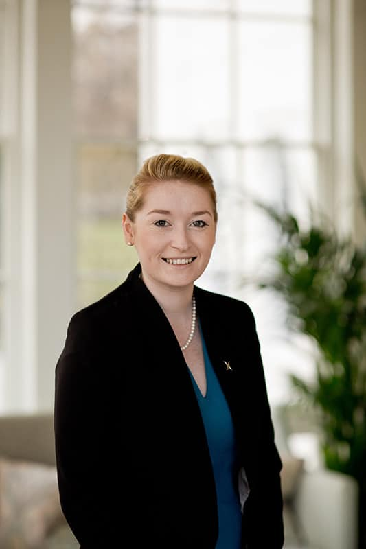 Sarah Maitland – Director of Events, Cowoth Park, Dorchester Collection