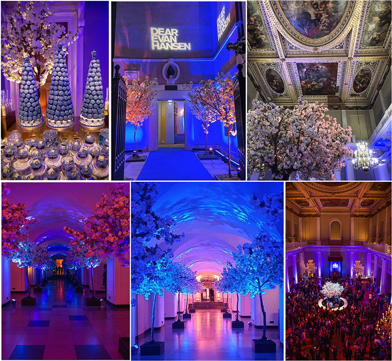 Launch event at Banqueting House