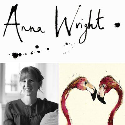 Artist Anna Wright